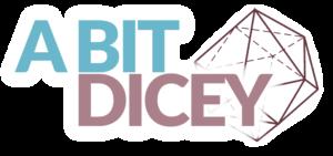 A Bit Dicey Logo