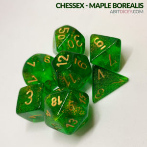 Chessex - Maple Borealis Reink