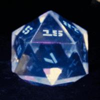 Altered Carbon RPG Illuminum D20