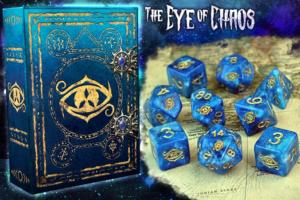Eye of Chaos - Kickstarter Image