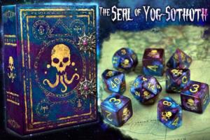 Seal of Yog-Sothoth - Kickstarter Image