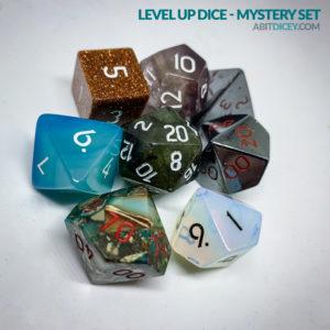 Level Up Dice - Mystery Set