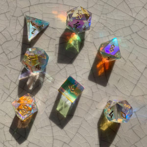 Crystal Maggie - Fantastic Glass - image by Melissa of GDH
