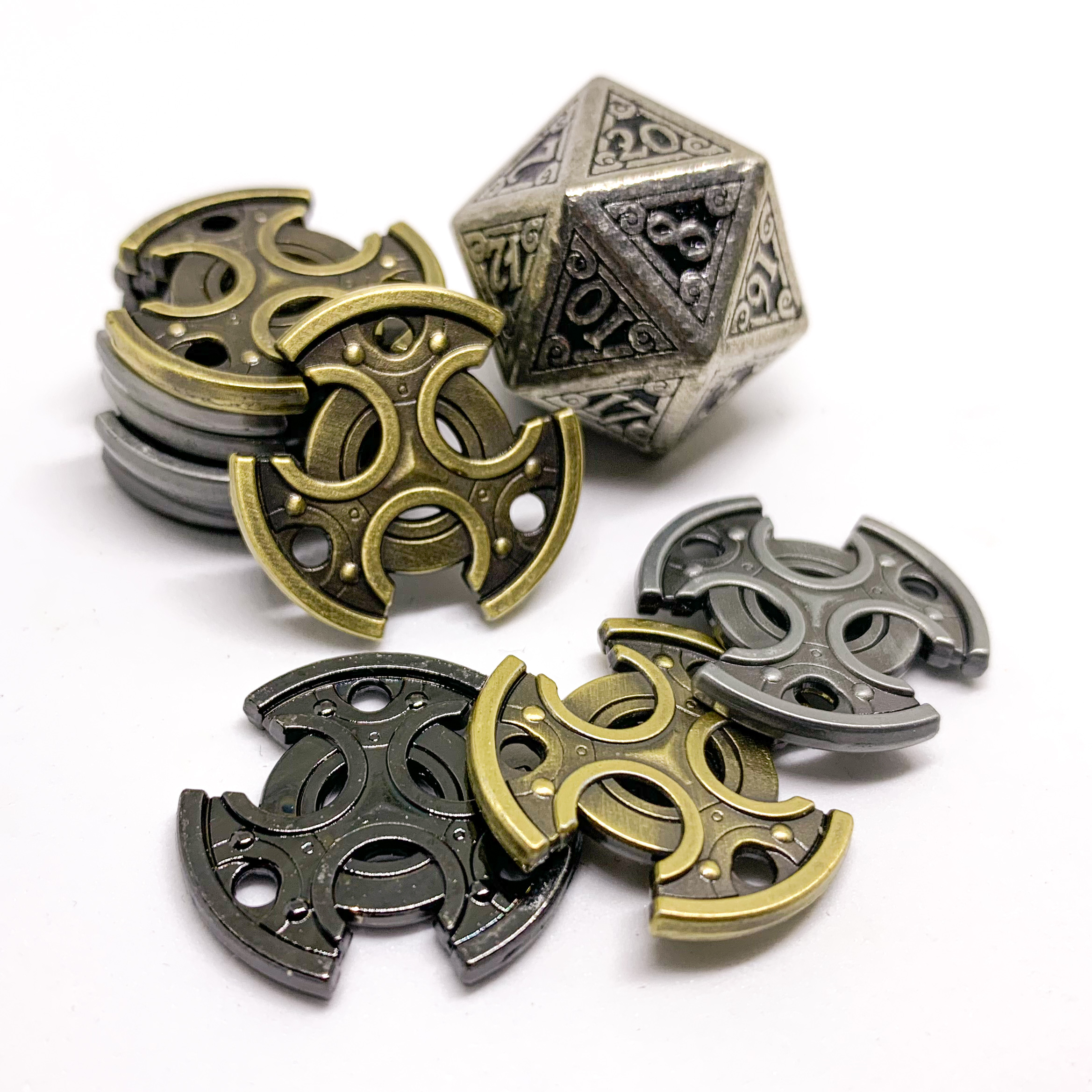 Campaign Coins - Numenera Shims type 1
