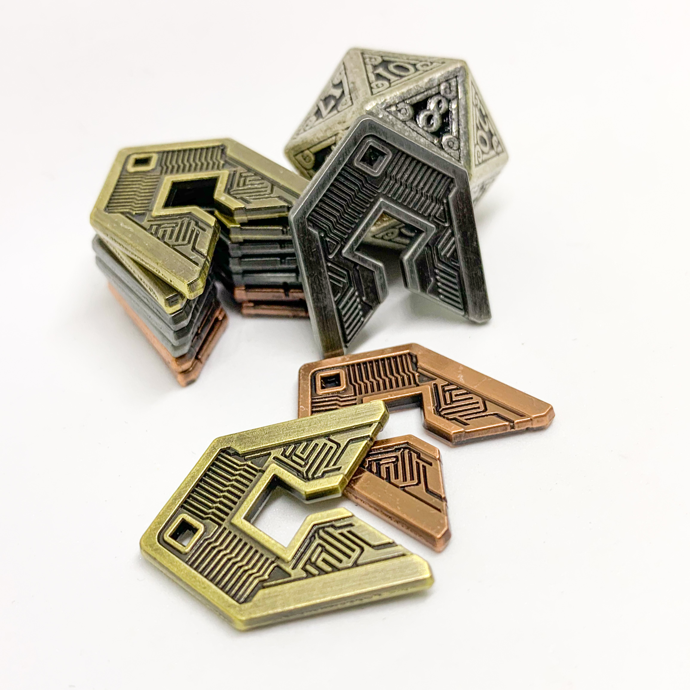 Campaign Coins - Numenera Shims type 5