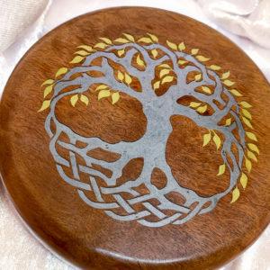 Artisan Dice - Rambutan Reliquary exterior