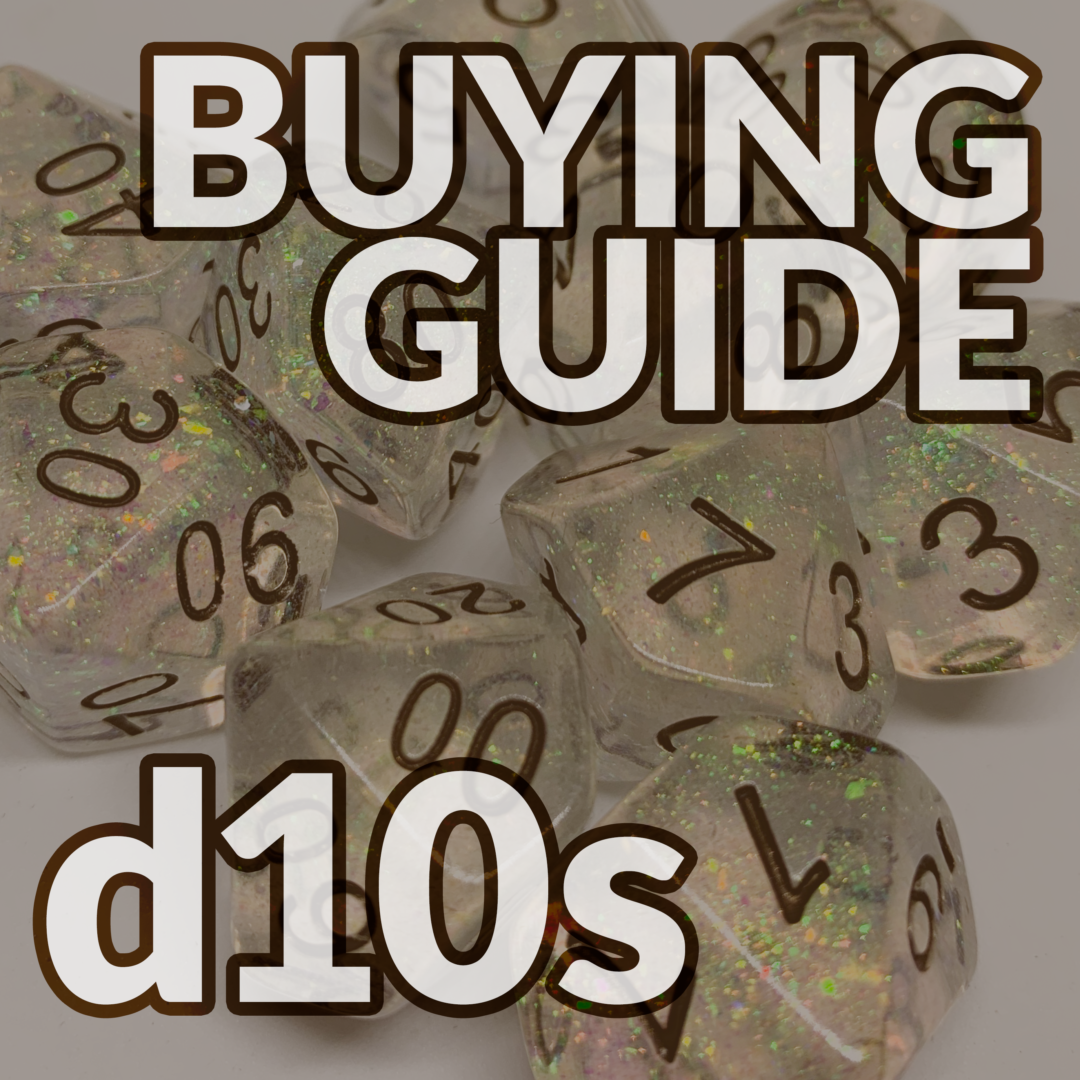 Buying Guide – 10d10 Sets